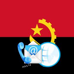 Angola Whois Database