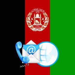 Afghanistan Whois Database