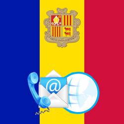 Andorra Whois Database