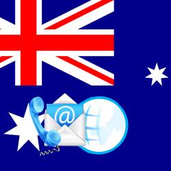 Australia Whois Database