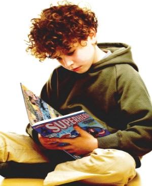 Comic Book Readers