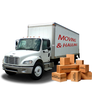 Freight Haul Movers