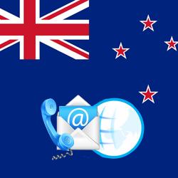 New Zealand Consumer Email Database