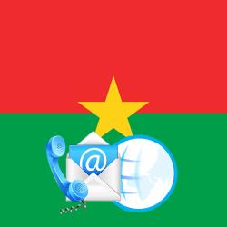Burkina Faso Business Email Database